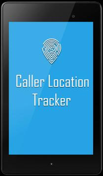 Mobile Caller Location Tracker poster