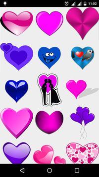 Love Smileys Stickers watsapp apk screenshot