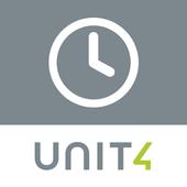 Unit4 Timesheets icon