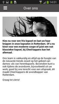 Ched Kappers apk screenshot