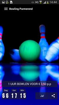 Bowling Purmerend poster