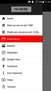 Kapsalon Haarvisie apk screenshot