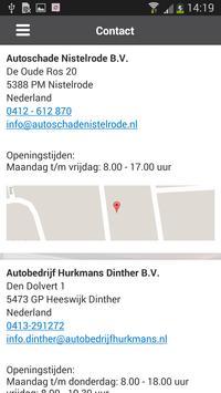 Autobedrijf Hurkmans apk screenshot