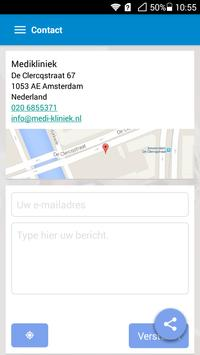 Medikliniek apk screenshot