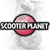 Scooter Planet Amsterdam icon