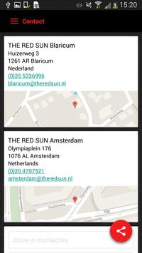 THE RED SUN apk screenshot
