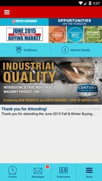 United Hardware Buying Market apk screenshot