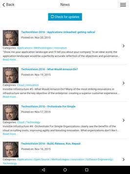Capgemini TechnoTrends apk screenshot