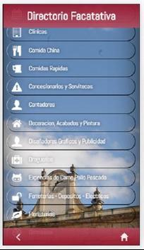 Directorio Facatativá apk screenshot