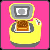 Хлебопечка Вкусные Рецепты icon