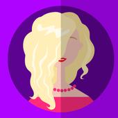 Прически Длинные  Волосы icon
