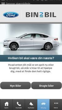Bin2Bil Ford apk screenshot