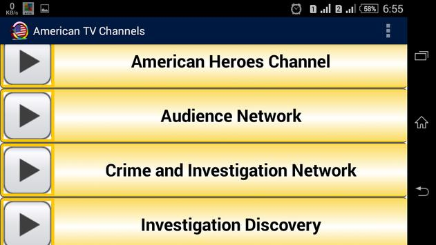 Free American TV Channels for PC Download (Windows 7/8)