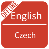 English to Czech Dictionary icon
