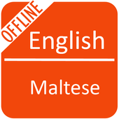 English to Maltese Dictionary icon