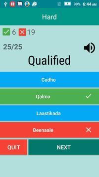 English to Somali Dictionary apk screenshot
