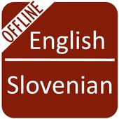 English Slovenian Dictionary icon