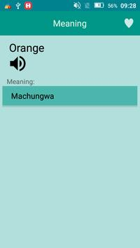 English To Swahili Dictionary apk screenshot