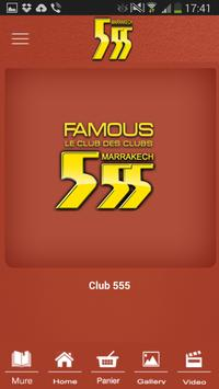 CLUB 555 apk screenshot