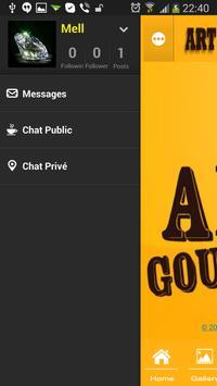 Art & Gourmet apk screenshot