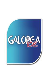 Galopea Ice poster
