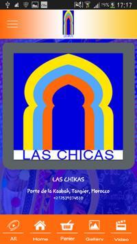 LAS CHICAS apk screenshot