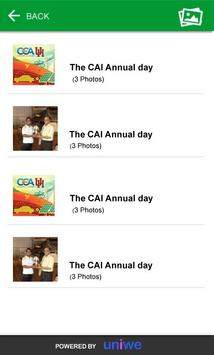 Consolidator Association India apk screenshot