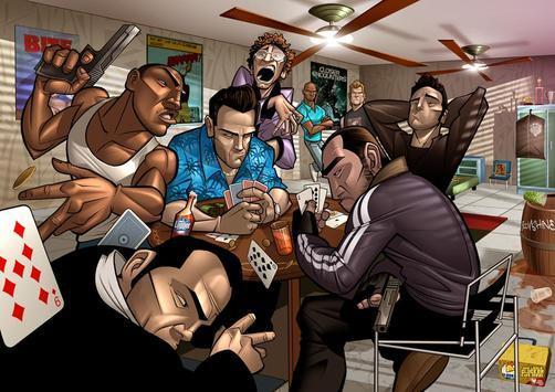 Fan Grand Theft Auto Secrets apk screenshot