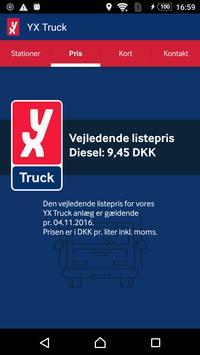 YX Truck apk screenshot