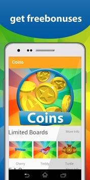 Cheats: Coins for Subway Surf apk screenshot