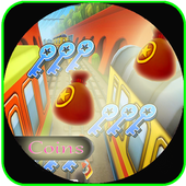Cheats coins for Subway Surfer icon