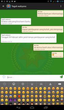 UNPAB MESSENGER apk screenshot