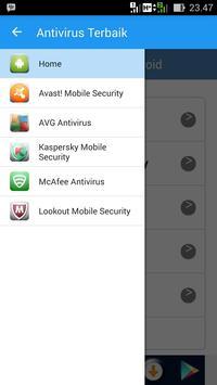 Antivirus android Terbaik apk screenshot
