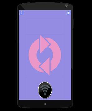 wifi transfer data apk screenshot