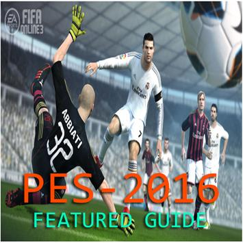 Win PLAY PES 2016 Guide poster