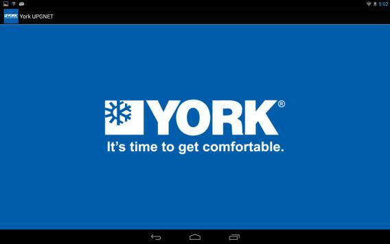 York UPGNET apk screenshot