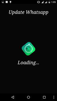 Update for Whastapp free apk screenshot