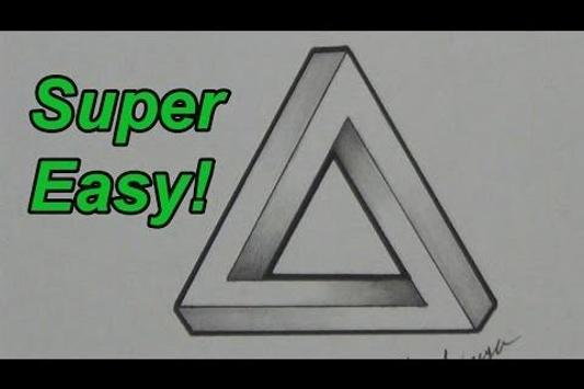 How to Draw 3D and Illusions apk screenshot