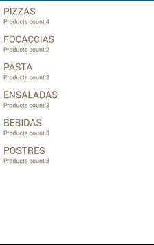 Pedidos apk screenshot