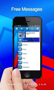 Uppertel - Call for free!!! apk screenshot