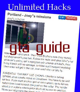 Top GTA Guide about SAN Andr apk screenshot