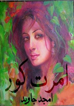 Urdu Novel Amrit Kaur poster