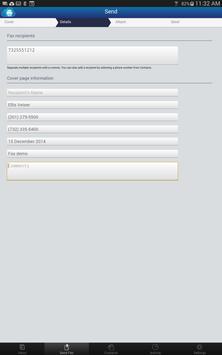 uFax - Online Fax in the Cloud apk screenshot