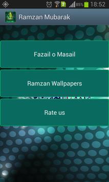 Ramzan App poster