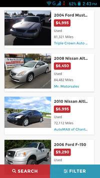 Buy Used Cars in USA apk screenshot