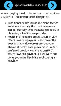 USA Health Insurance apk screenshot