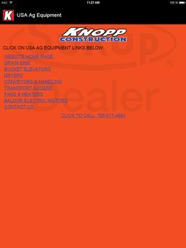 USA Ag Equipment apk screenshot