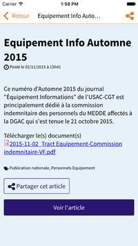 USAC-CGT apk screenshot