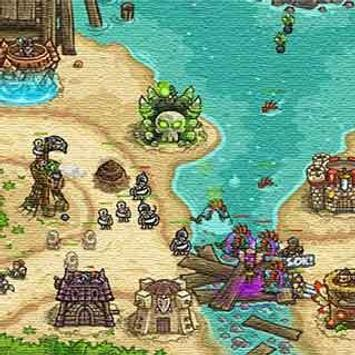 Guide Kingdom Rush: Frontiers poster