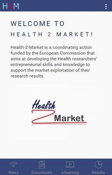 Health 2 Market poster
